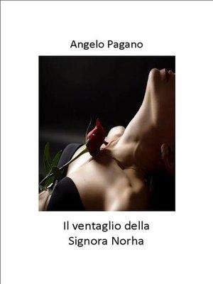 cover image of Il ventaglio della signora Norha