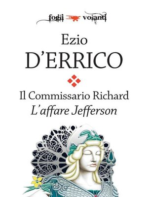 cover image of Il commissario Richard. L'affare Jefferson