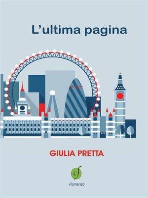 cover image of L'ultima pagina