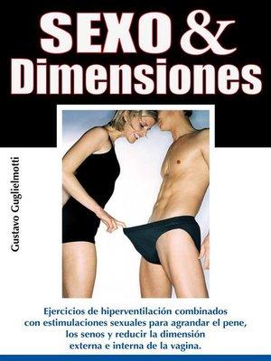 cover image of Sexo y Dimensiones