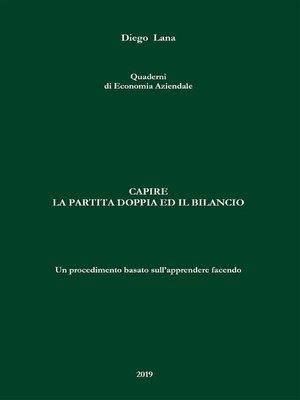 cover image of Capire la partita doppia e il bilancio