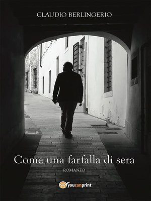 cover image of Come una farfalla di sera