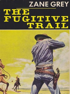 cover image of The Fugitive Trail