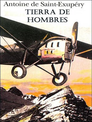 cover image of Tierra de hombres