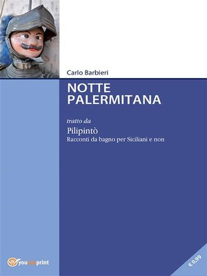 cover image of Notte palermitana