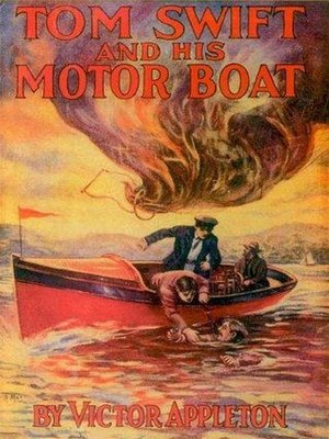 cover image of Tom Swift and His Motor-Boat