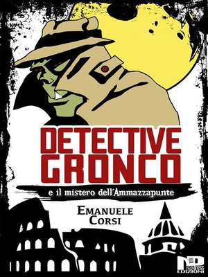 cover image of Detective Gronco