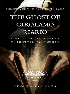 cover image of The Ghost of Girolamo Riario