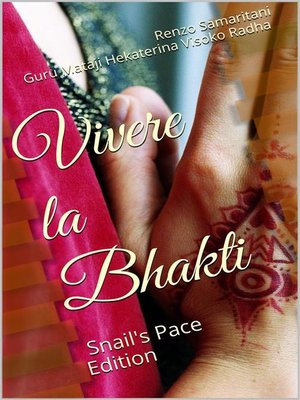 cover image of Vivere la Bhakti