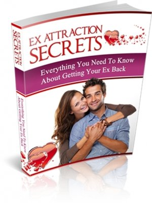 cover image of Ex Attraction Secrets