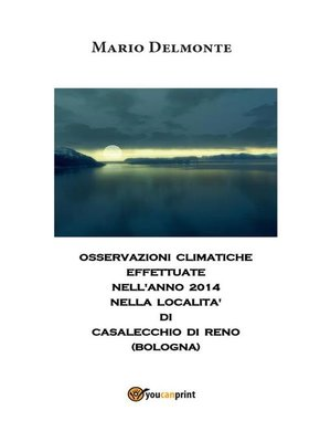 cover image of Clima a Casalecchio nell'anno 2014