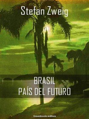 cover image of Brasil, país del futuro