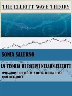 cover image of La Teoria di Ralph Nelson Elliott