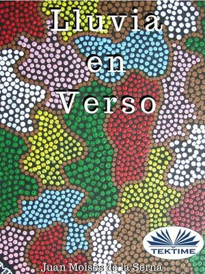 cover image of Lluvia en Verso