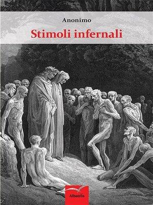 cover image of Stimoli infernali