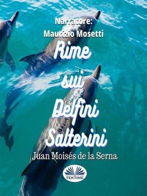 cover image of Rime Sui Delfini Salterini