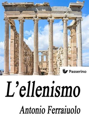 cover image of L'ellenismo