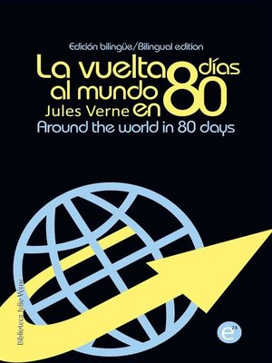 cover image of La vuelta al mundo en 80 días/Around the wolrd in eighty days