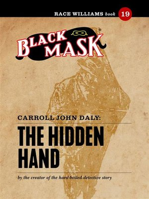 cover image of The Hidden Hand
