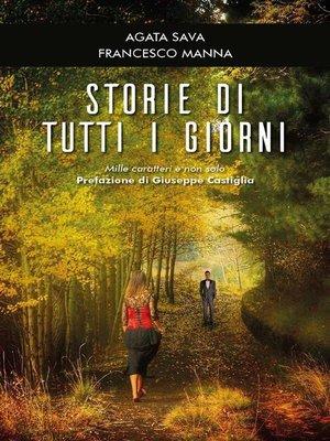 cover image of Storie di tutti i giorni