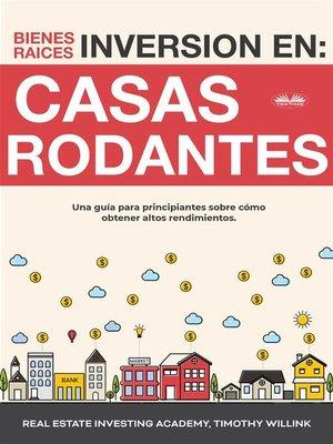 cover image of Inversión En Bienes Raíces--Casas Rodantes