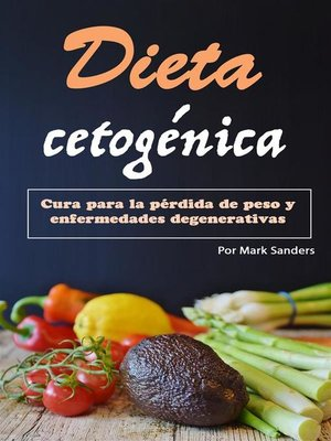 cover image of Dieta cetogénica