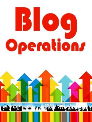 cover image of Blog Operations