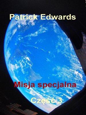 cover image of Misja specjalna. Część 3