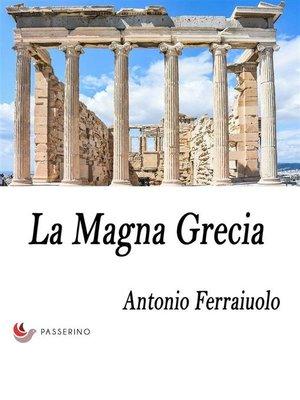cover image of La Magna Grecia