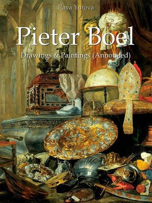 cover image of Pieter Boel--Drawings & Paintings (Annotated)