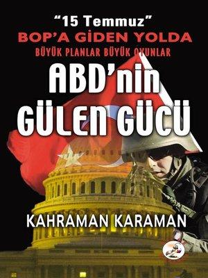 cover image of ABD'nin Gülen Gücü