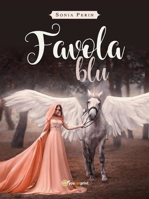 cover image of Favola Blu