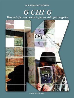 cover image of 6 chi 6