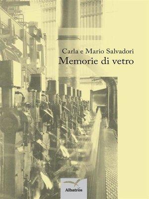 cover image of Memorie di vetro