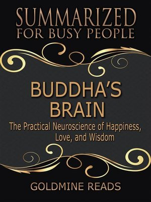 cover image of Buddha's Brain--Summarized for Busy People