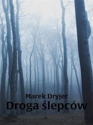 cover image of Droga ślepców