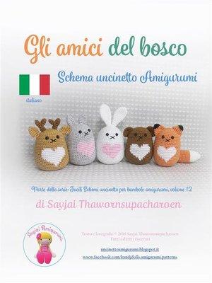 cover image of Gli amici del bosco