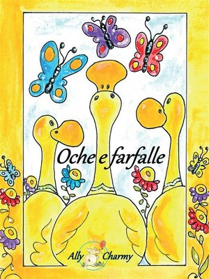 cover image of Oche e farfalle