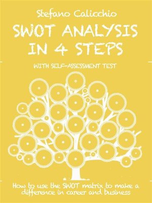 cover image of Swot analysis in 4 steps