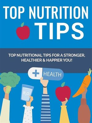 cover image of Top Nutrition Tips