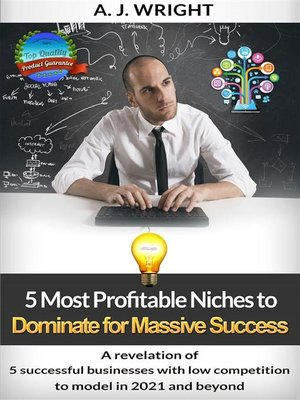 cover image of 5 Most Profitable Niches to Dominate for Massive Success