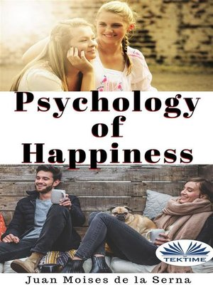 cover image of Psychology of Happiness
