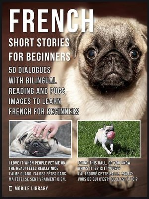 cover image of French Short Stories for Beginners