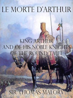 cover image of Le Morte d'Arthur