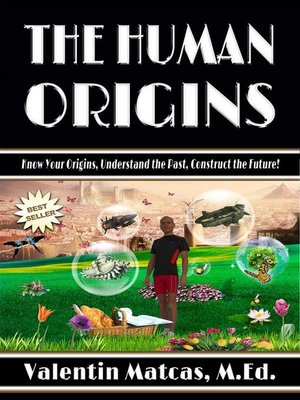 cover image of The Human Origins