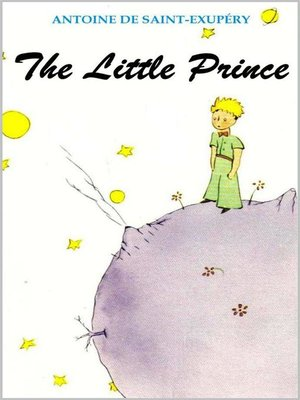 cover image of The Little Prince (Illustrated)