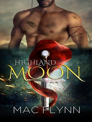 cover image of Highland Moon Box Set--BBW Scottish Werewolf Shifter Romance