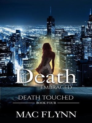 cover image of Death Embraced--Death Touched #4 (Urban Fantasy Romance)
