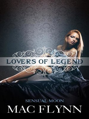 cover image of Sensual Moon--Lovers of Legend, Book 2