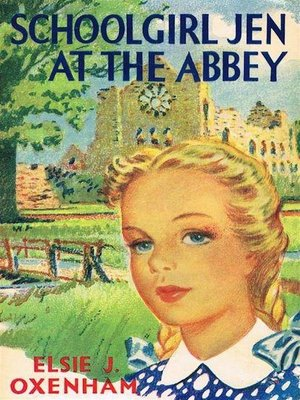 cover image of Schoolgirl Jen at the Abbey